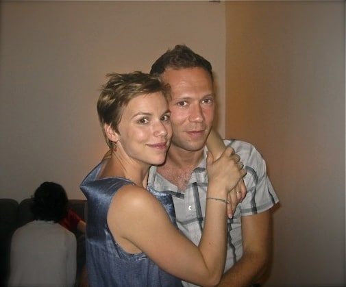Lee & Isabelle From Paris, France