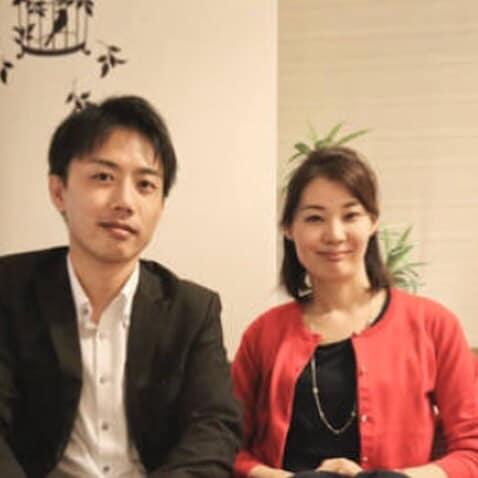 Shingo & Miyo From Shibuya, Japan