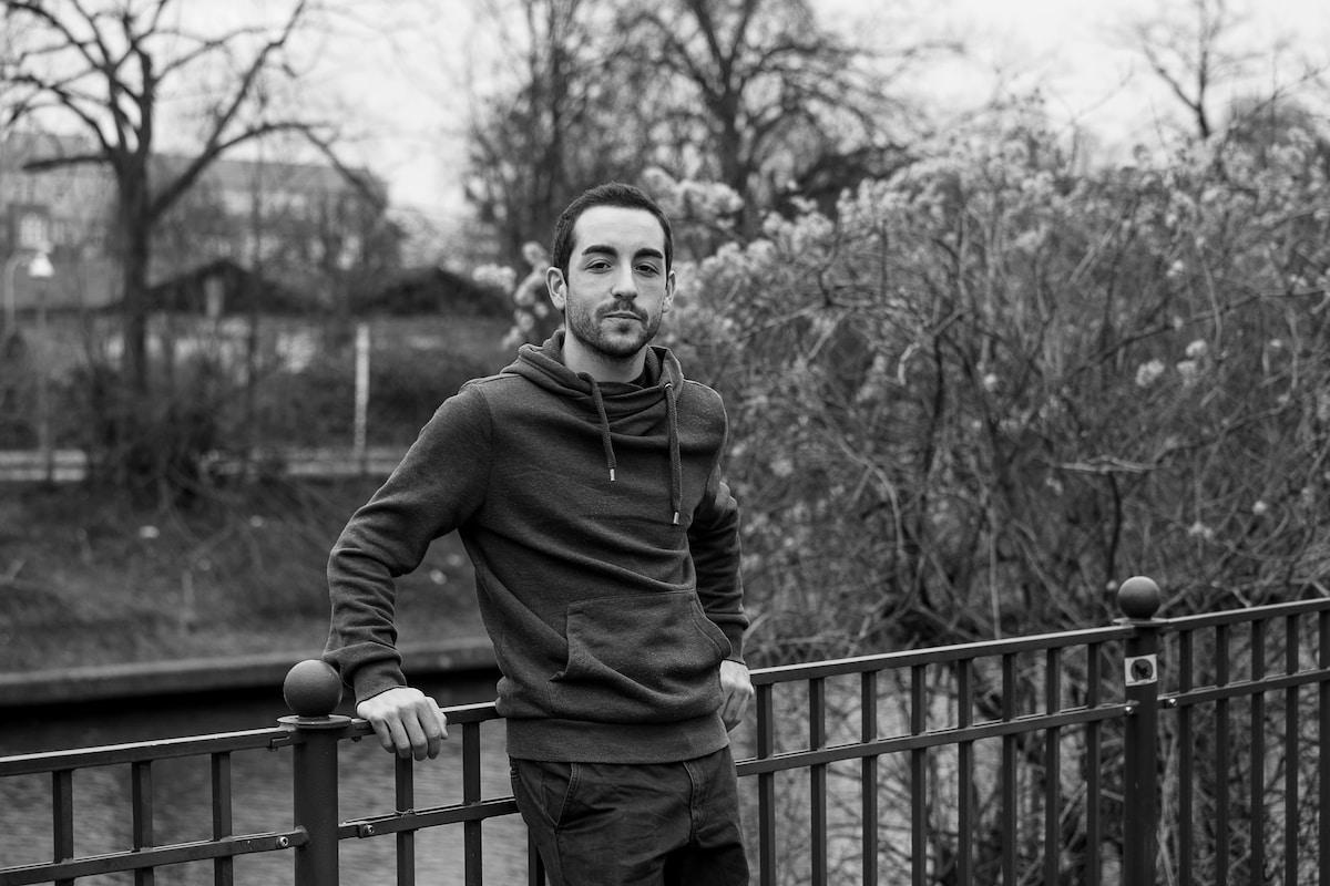 Cédric from Berlin