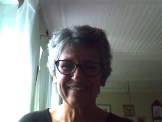 Trine from Ærøskøbing