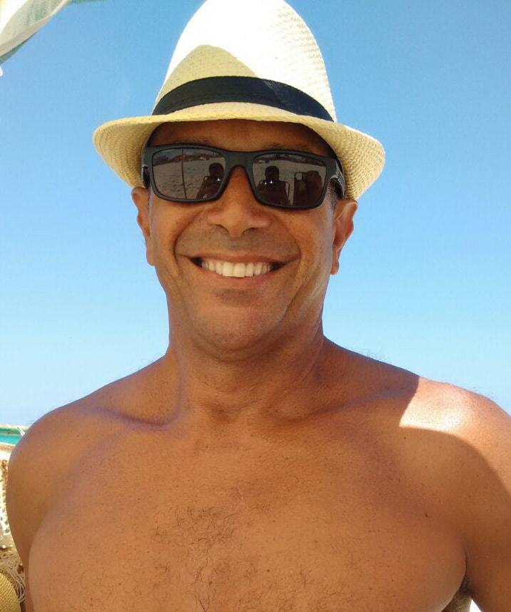 Iram from Rio de Janeiro