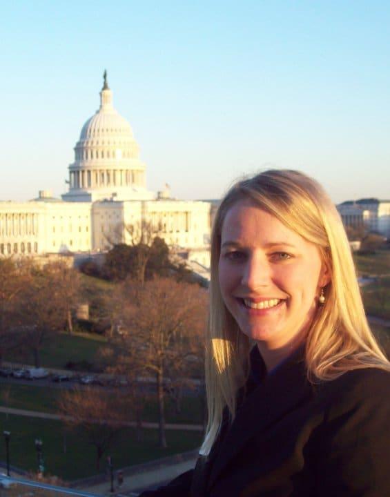 Leslie From Washington, DC