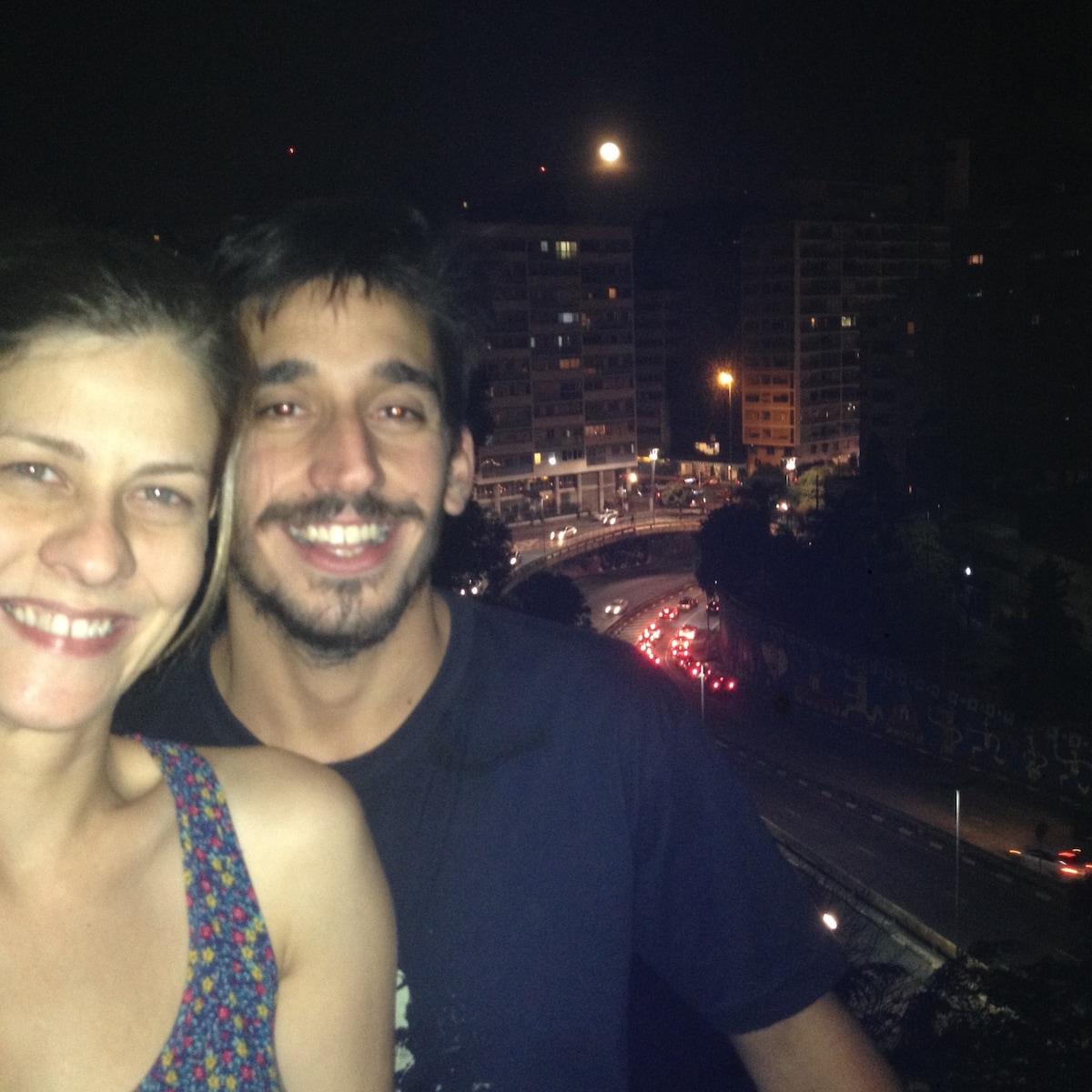 Juliana Y Andres da San Paolo