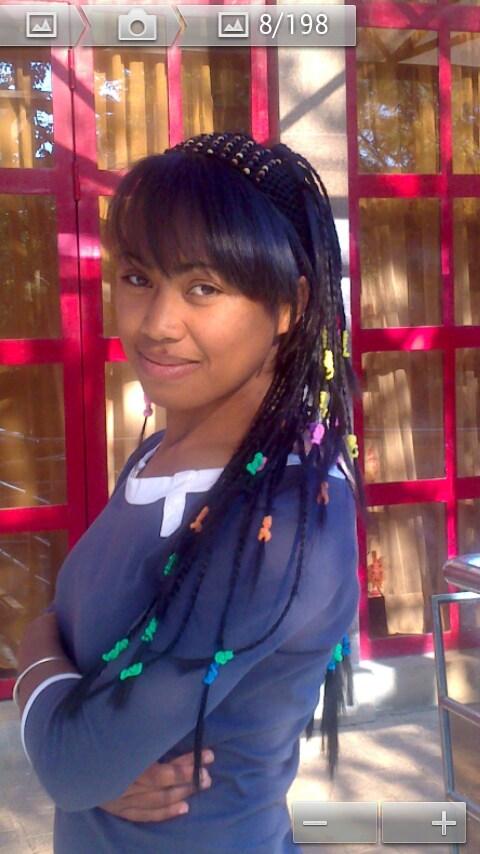 Sandra from Antananarivo Atsimondrano