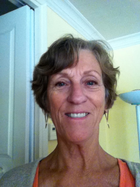 Outgoing, cheerful, healthy, retired woman, who lo