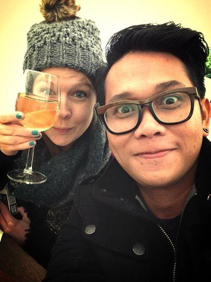Michelle & Boy From Yogyakarta, Indonesia