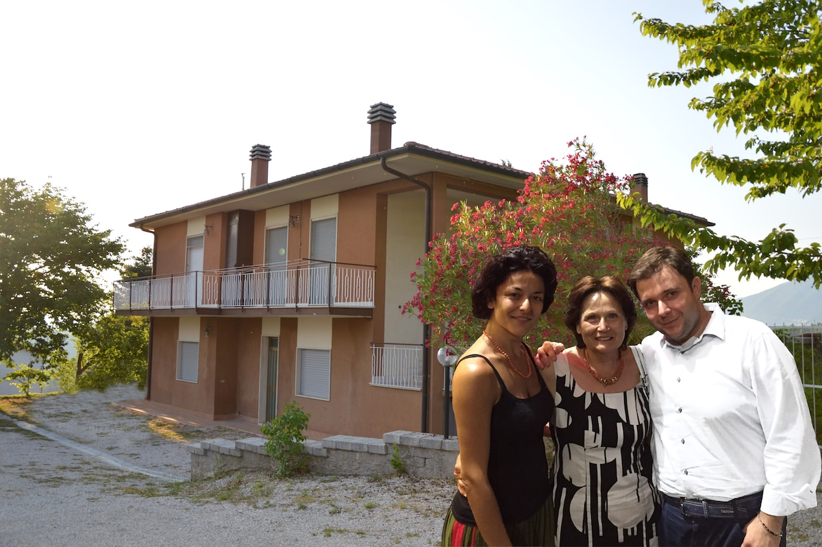Emanuele From Colli Sul Velino, Italy