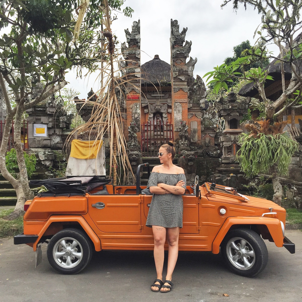 Marie From Ubud, Indonesia