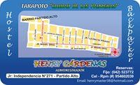 Henry from Tarapoto