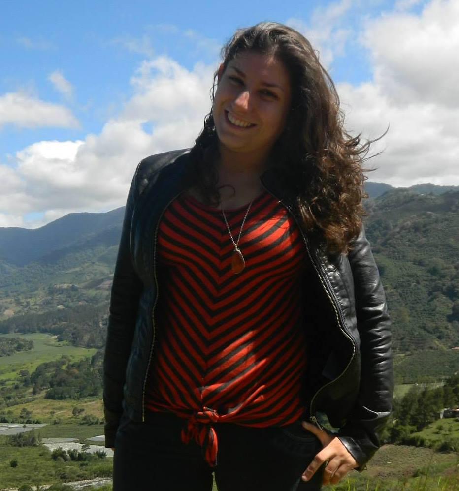 Mi nombre es Carol de Costa Rica