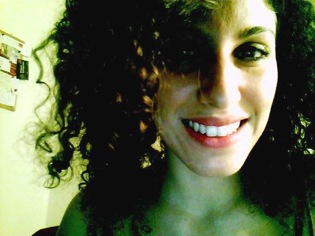 Alessia from Lipari