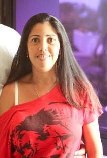 Nadja Arize from Salvador
