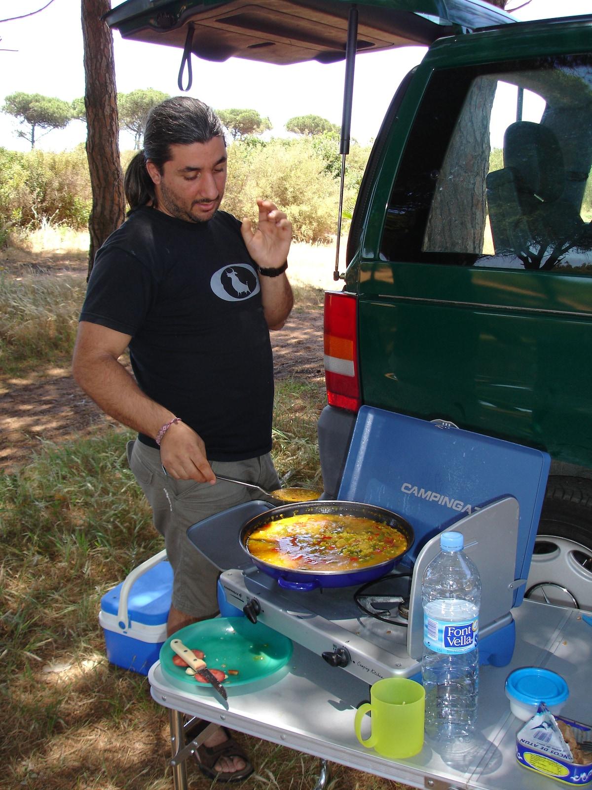 Javier from Tarifa
