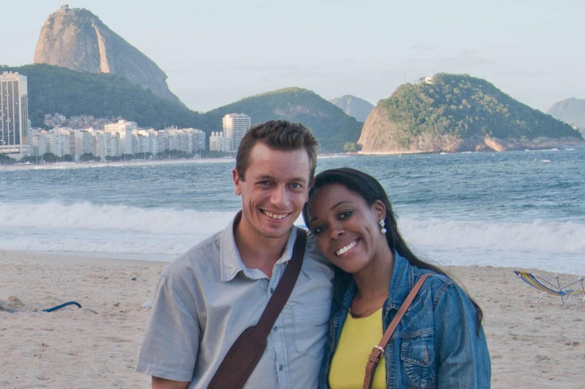 Paula & Michael from Rio de Janeiro