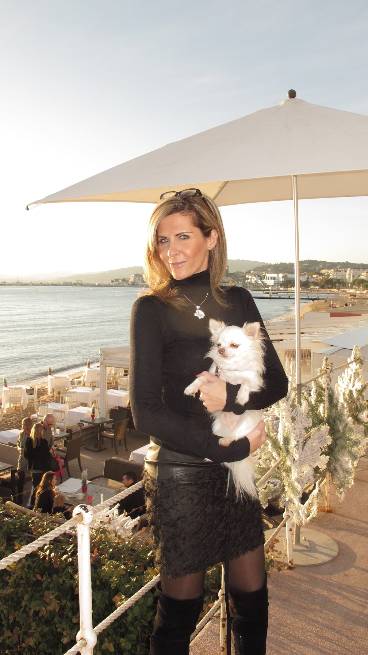 Marie from Cannes