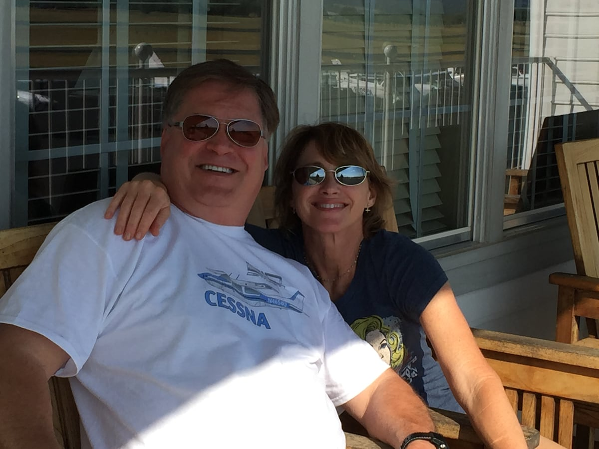 Mark And Diane From Clayton, GA