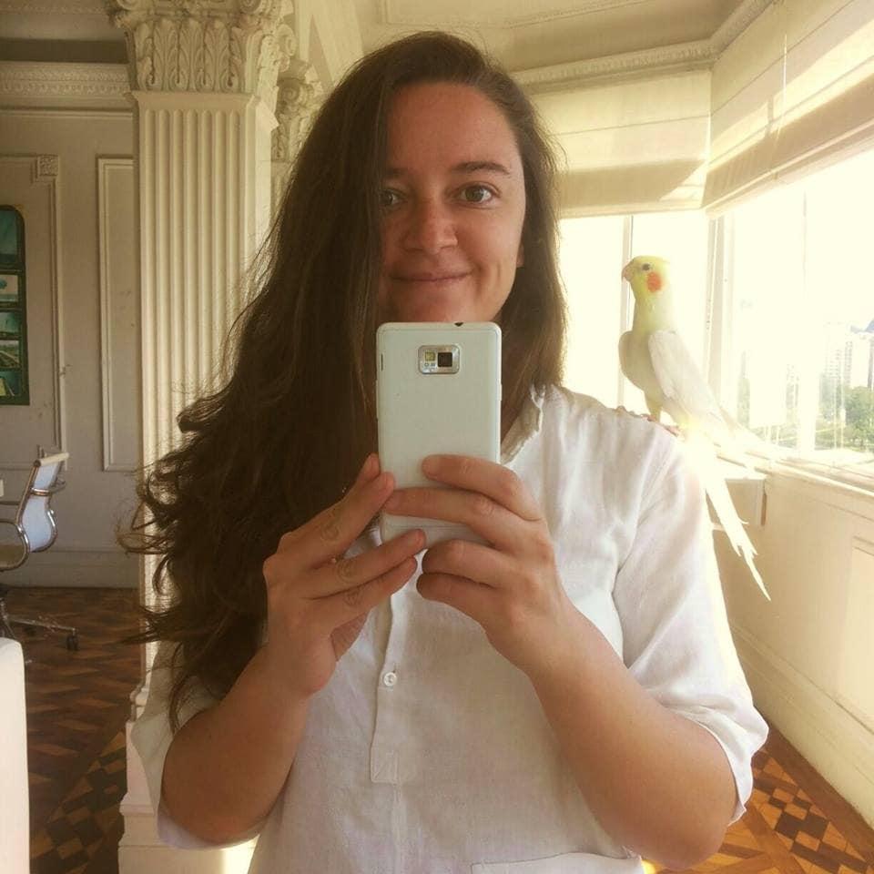 Marta from Rio de Janeiro