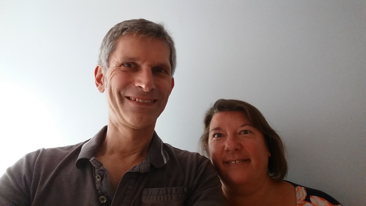 Eric Et Stéphanie From Saint-Mesmin, France