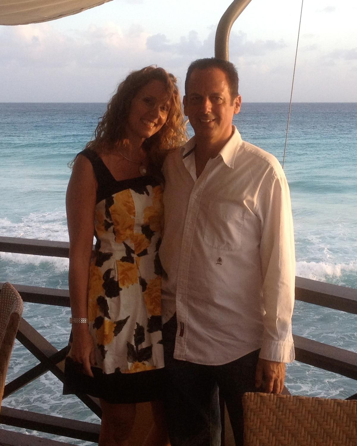 Michael & Rebecca from Putney