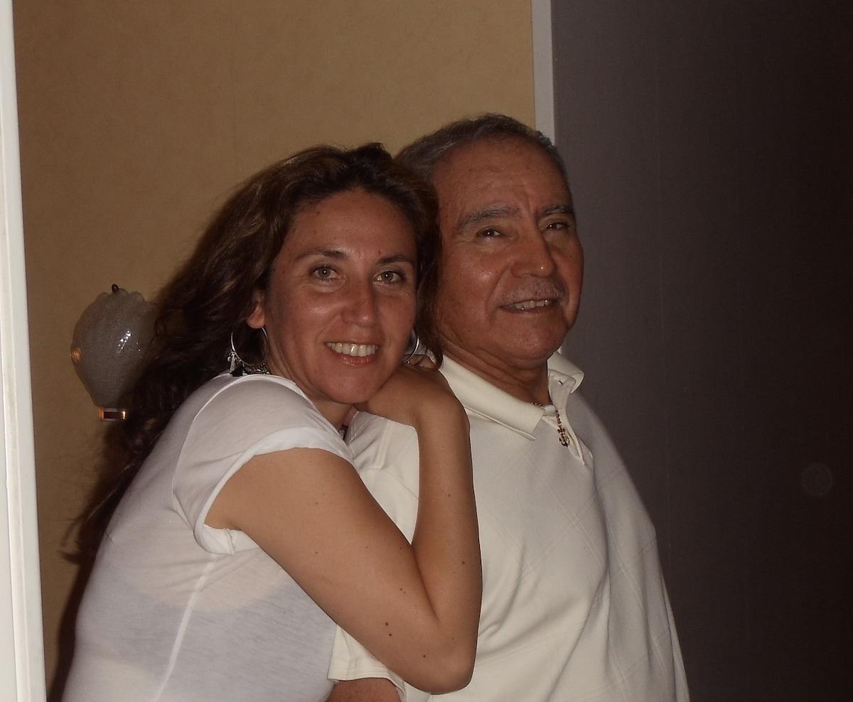 Francisco And Olga From Daly City, CA