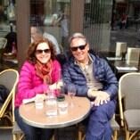 Silas e Virginia  Temos 62 anos, somos casados há