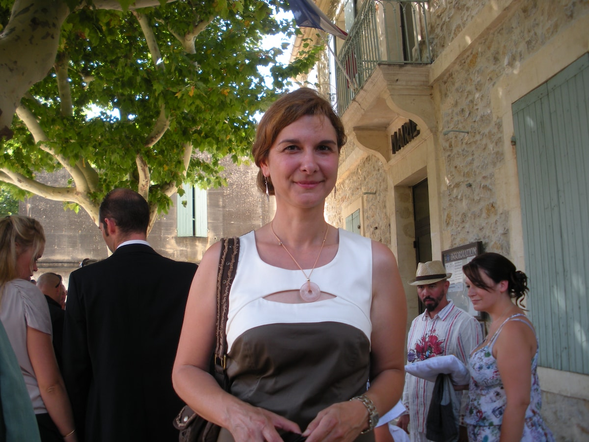 Magali from L'Isle-sur-la-Sorgue