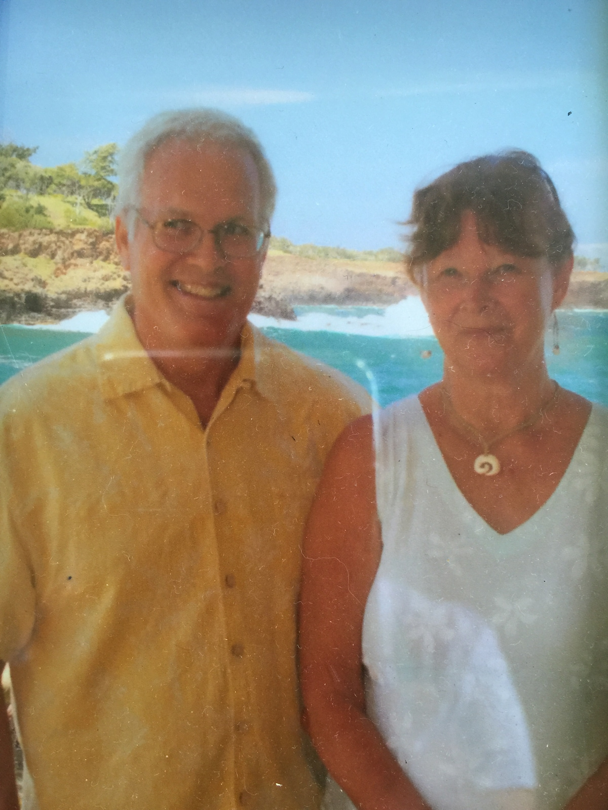 Bruce and Fern have lived on the Hilo side of the