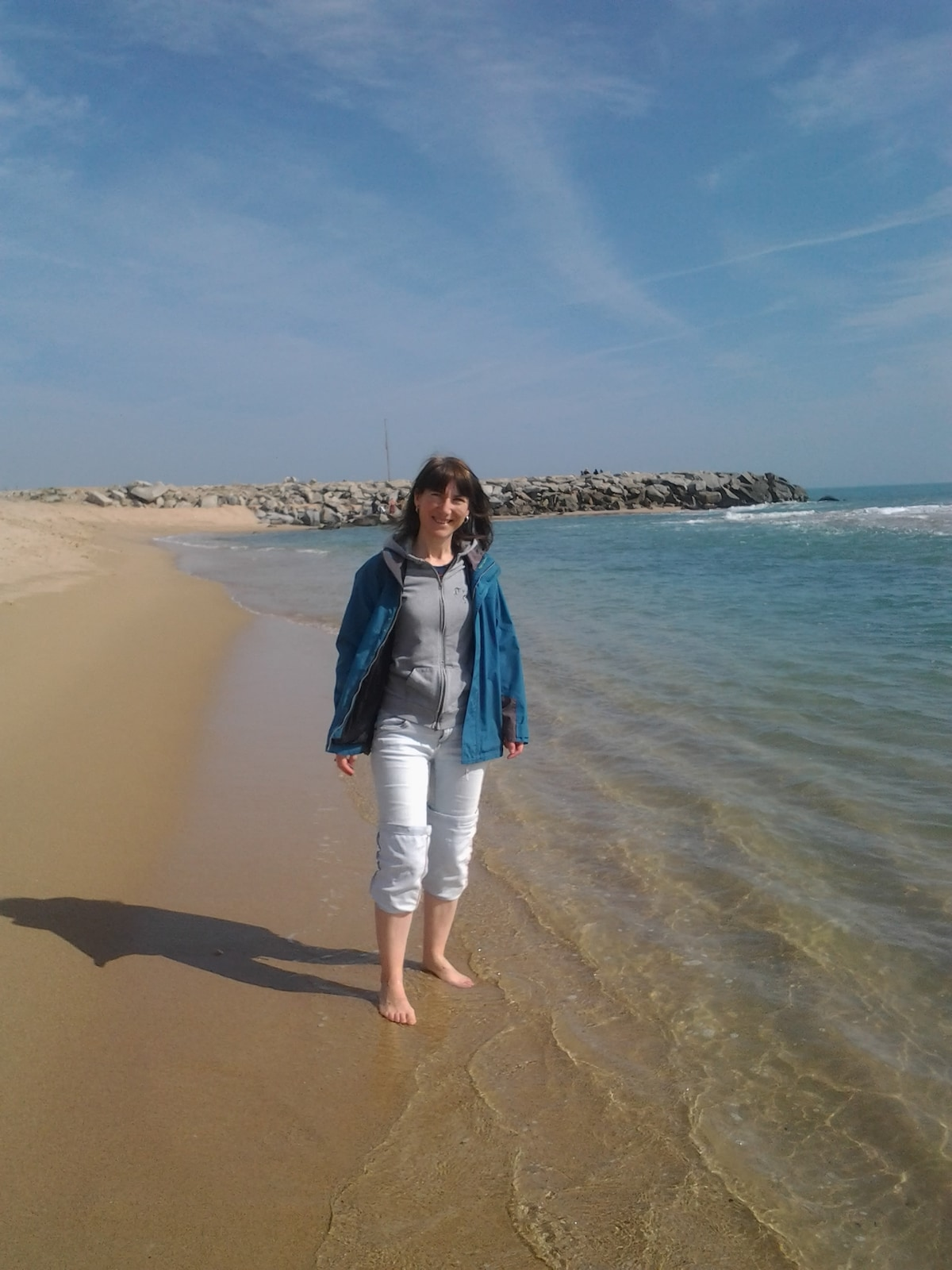 Emma From Sant Pere de Vilamajor, Spain