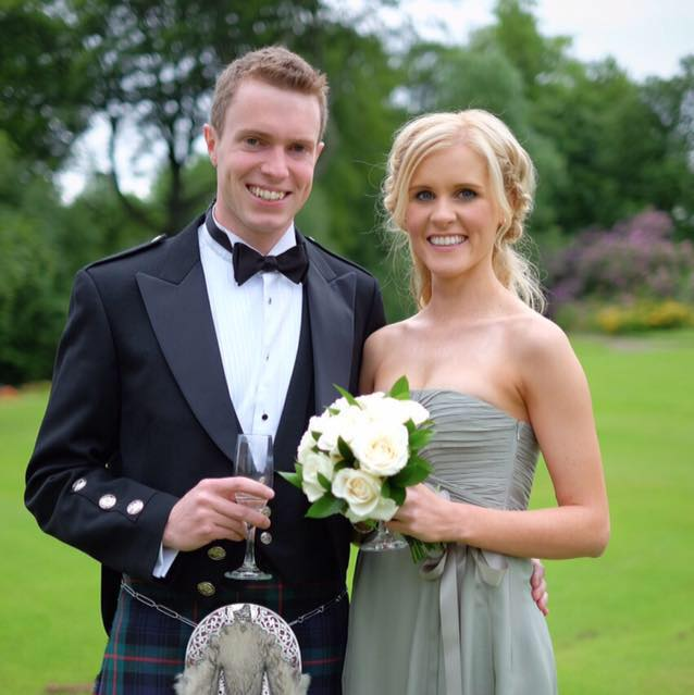 Shona & James From Aberdeen, United Kingdom