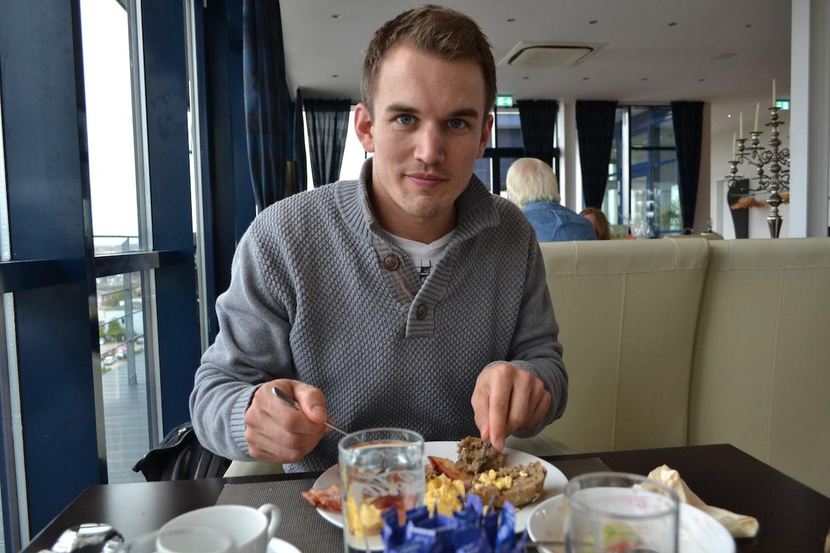 Tristan From Hamburg, Germany