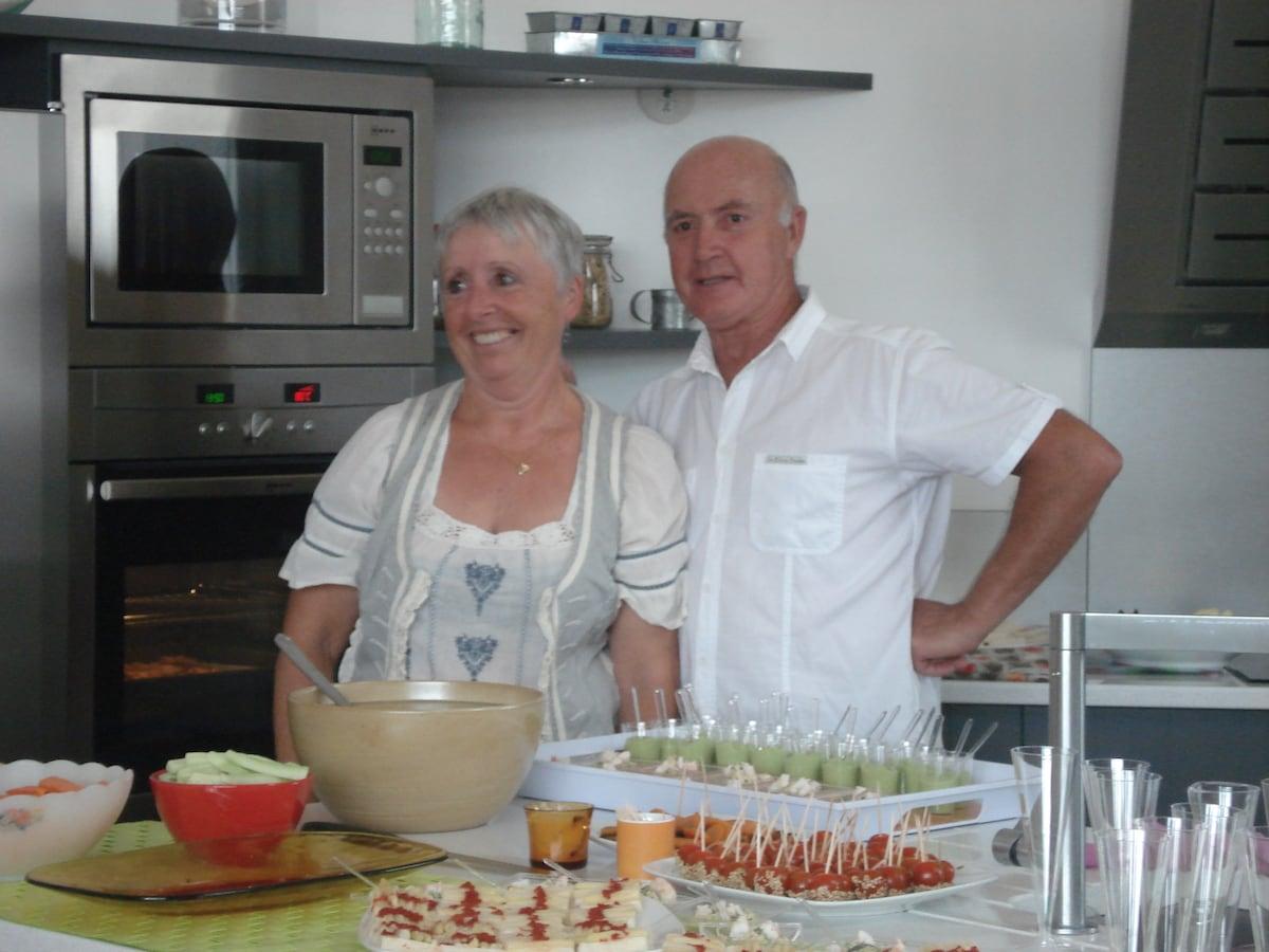 Josiane & Roger