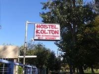 Hostel from Las Heras