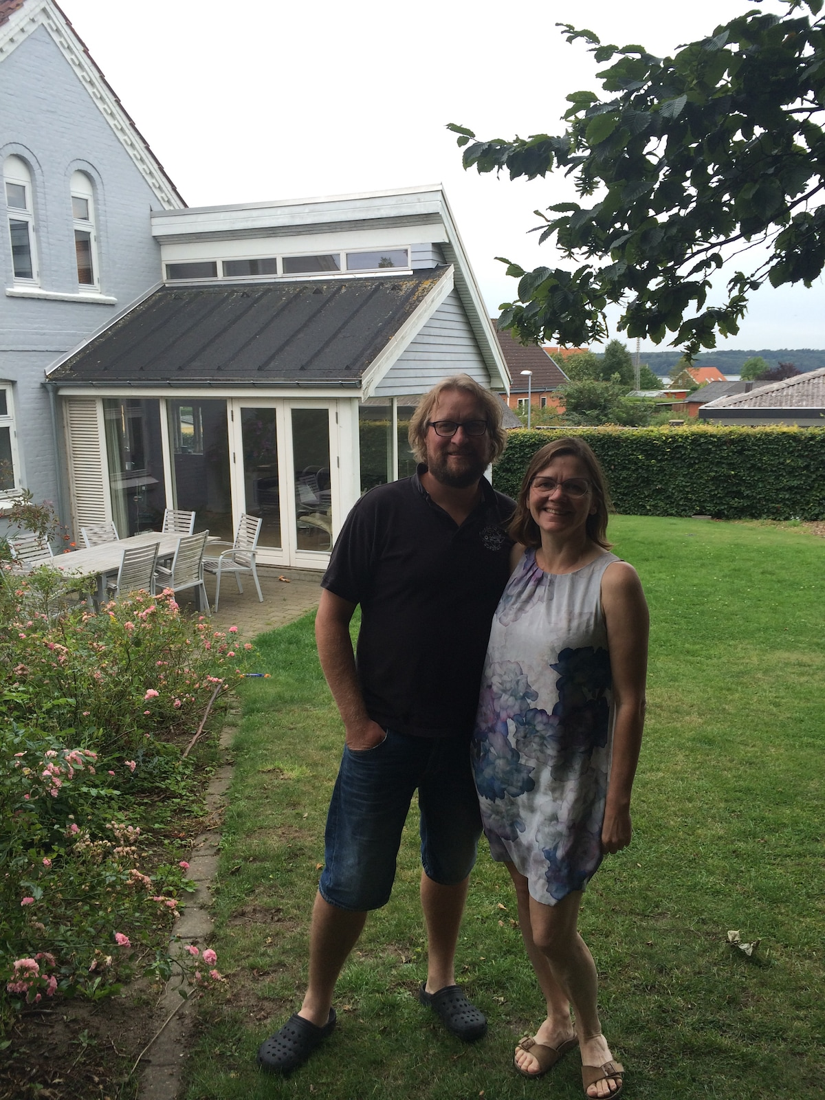 Nanna & Peter from Fredericia