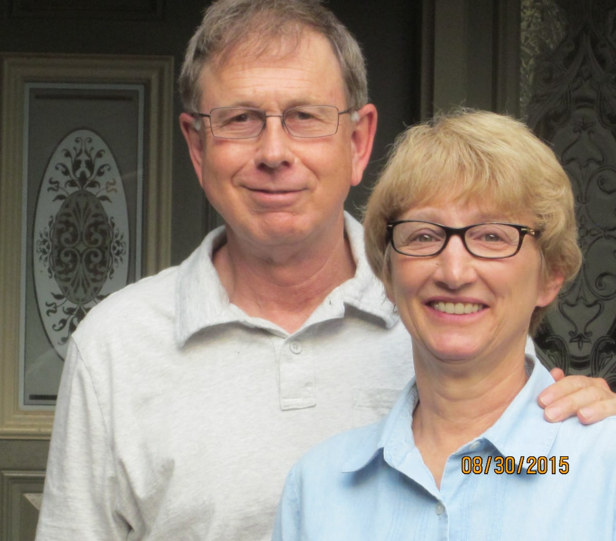Hugh And Kathy from Elizabethtown