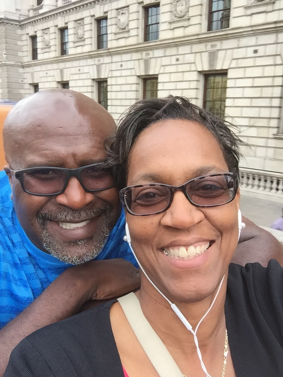 Recent empty nester who enjoys traveling (when not