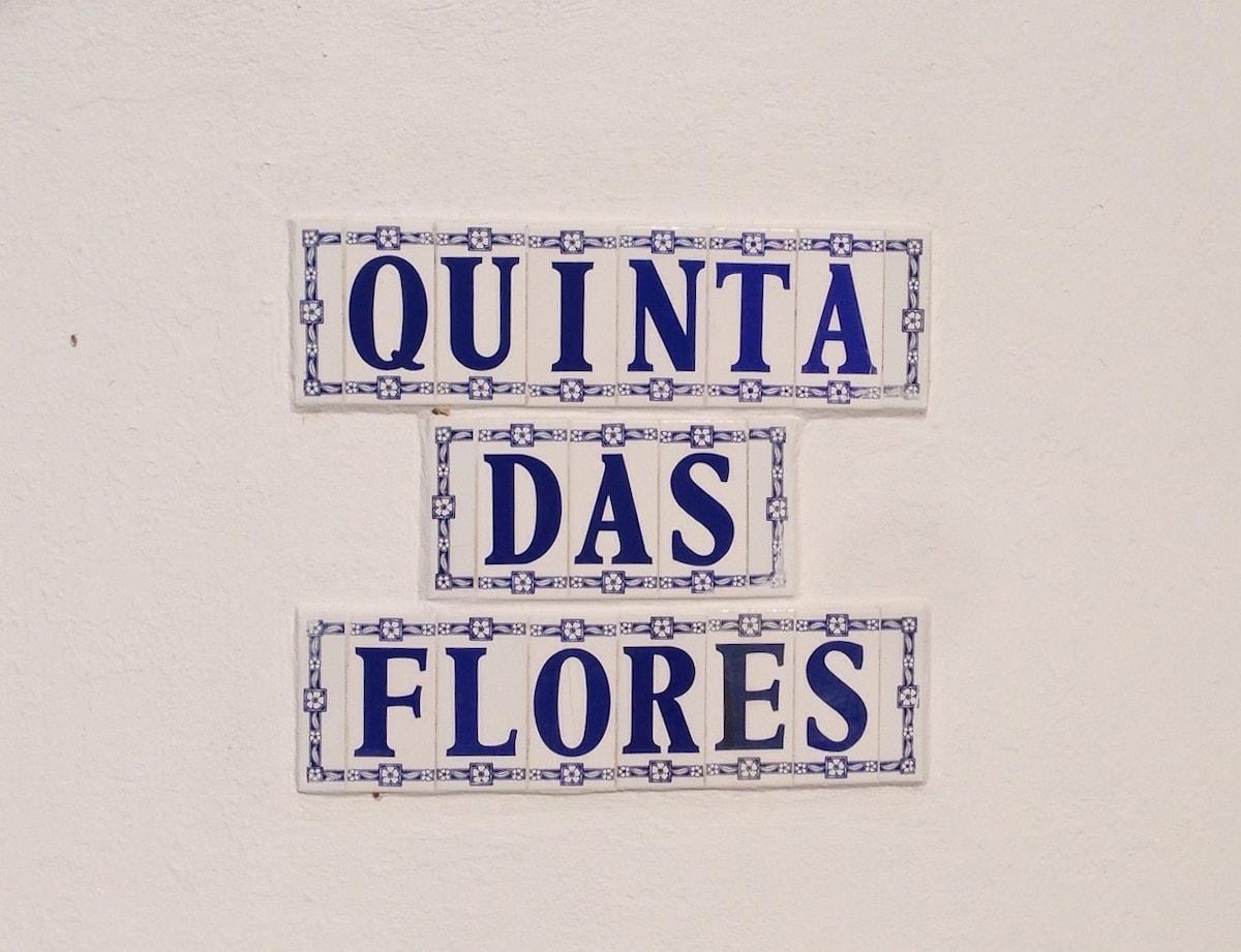 Quinta Das Flores from Peniche