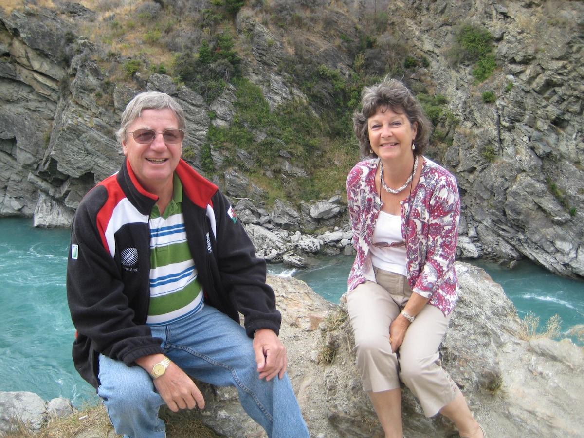 Alan & Denise from Kerikeri