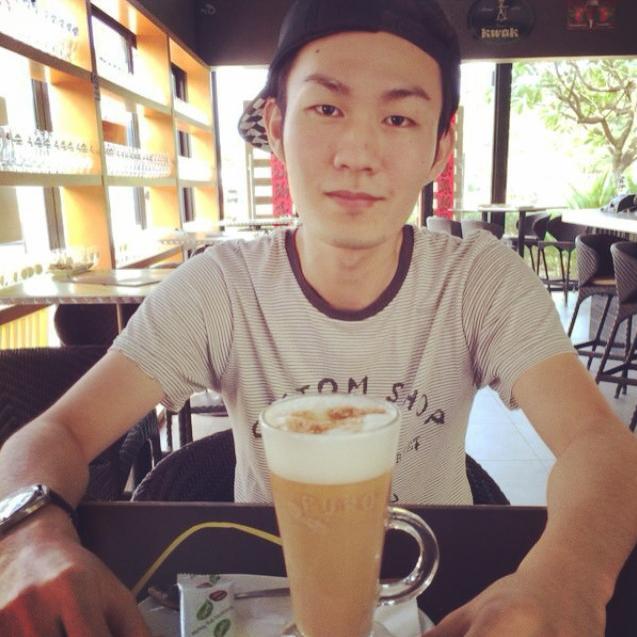 Chris from Tanjung Tokong