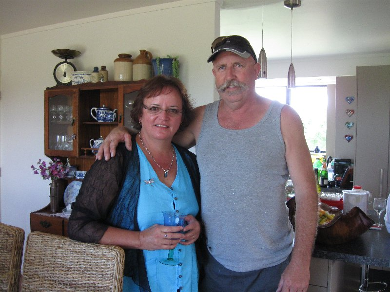 Sue & Nick from Okaihau