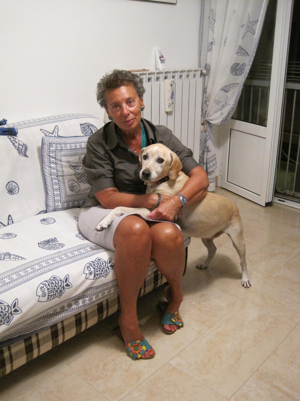 Etta from Genoa