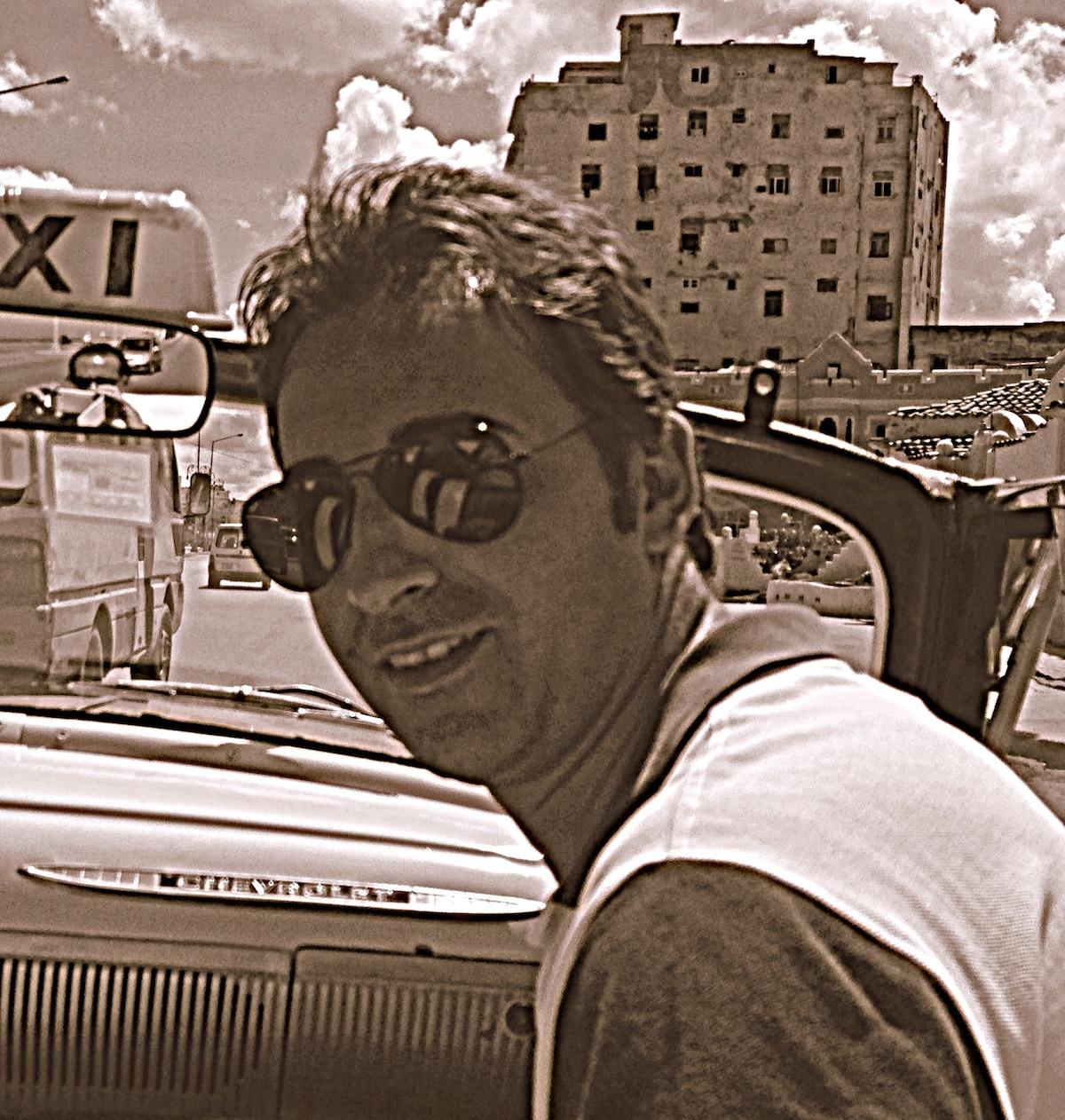 Valerio from Ceglie Messapica