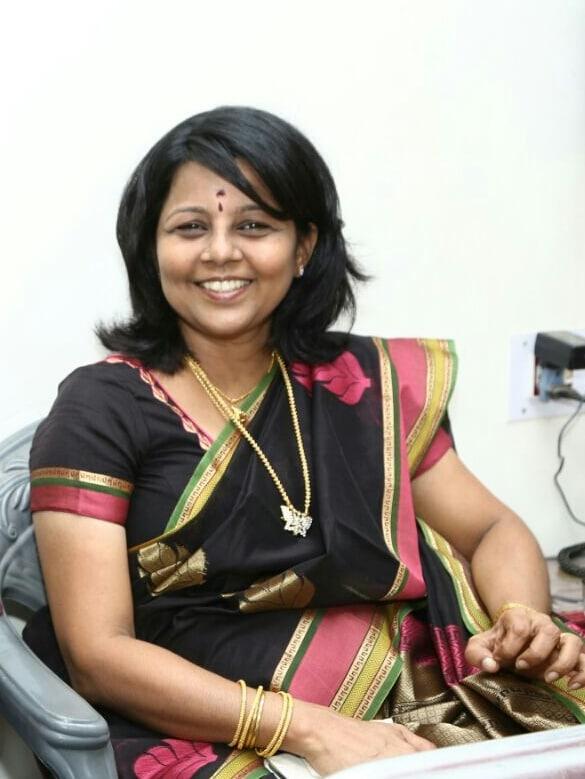 Shanthi from Chennai