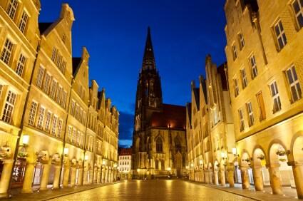 Light from Münster