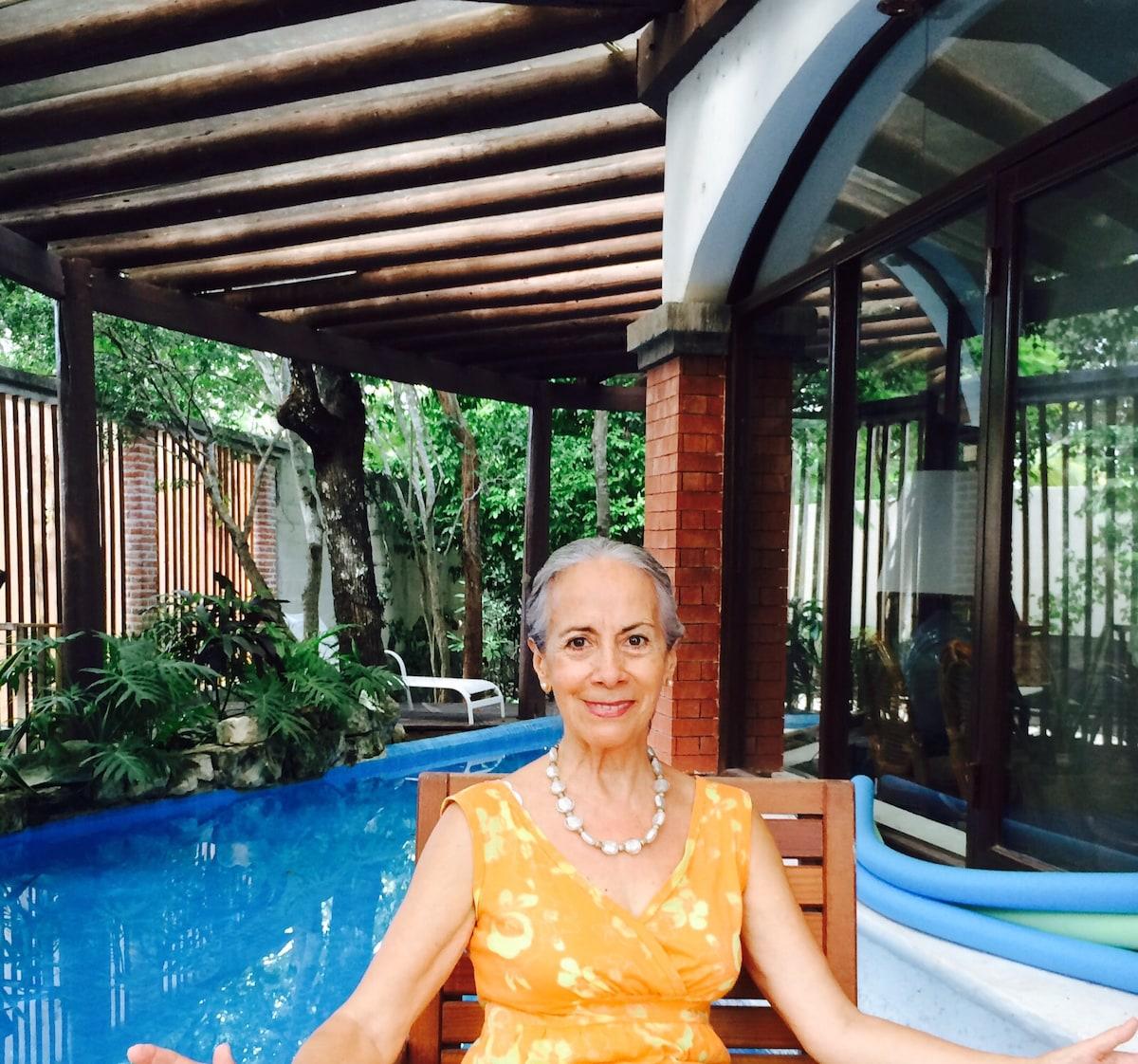 Leticia from Alfredo V. Bonfil