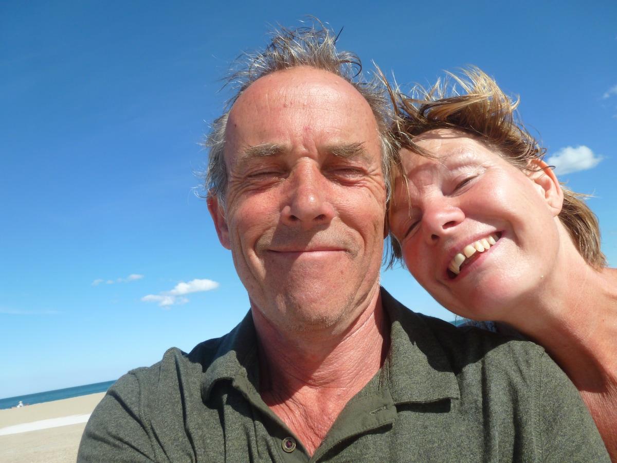 Wij, Karin & Rob zijn immigranten in Frankrijk. We