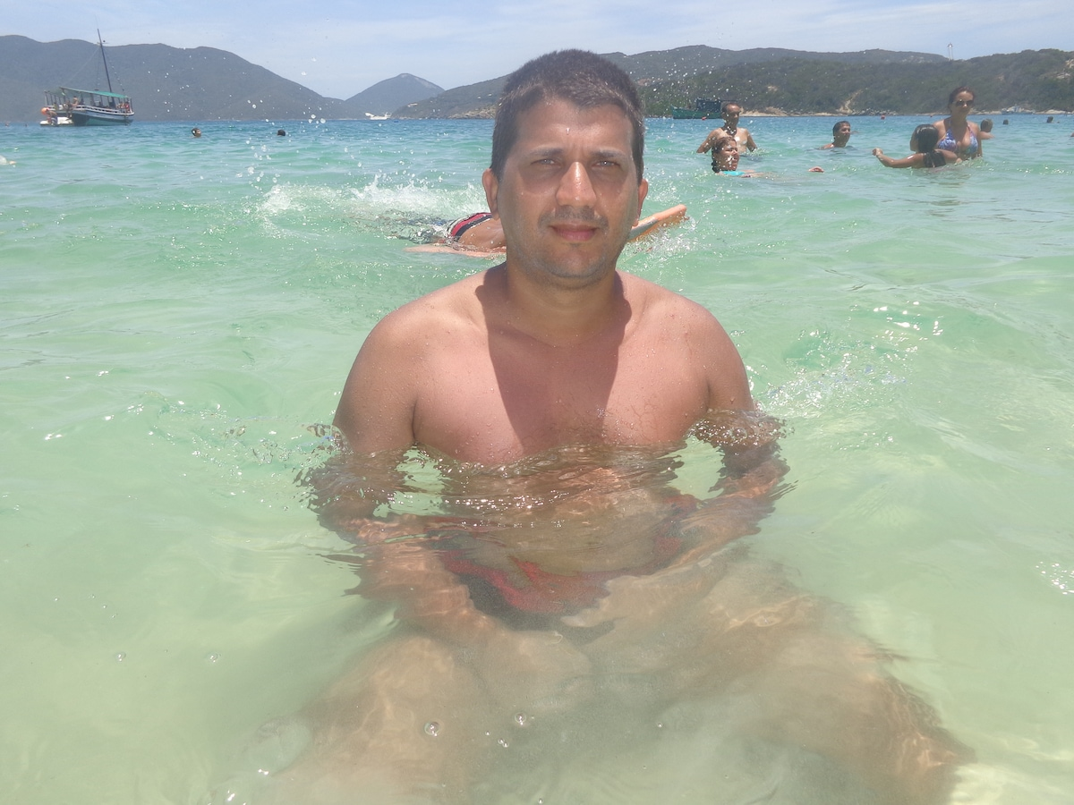 Jorge from Arraial do Cabo