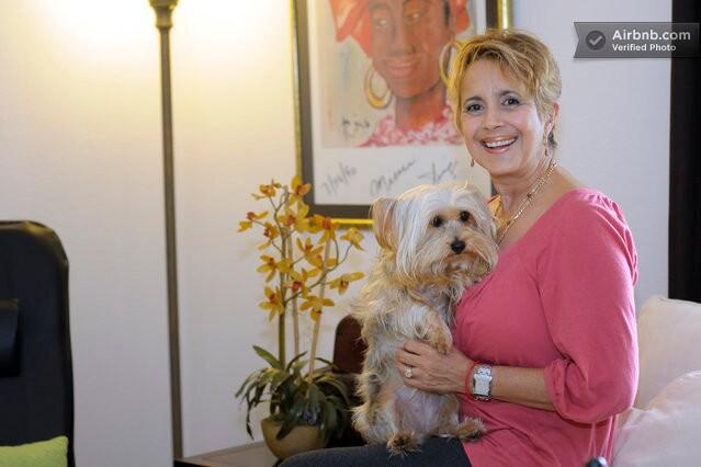 Marjorie from Bocas del Toro Province