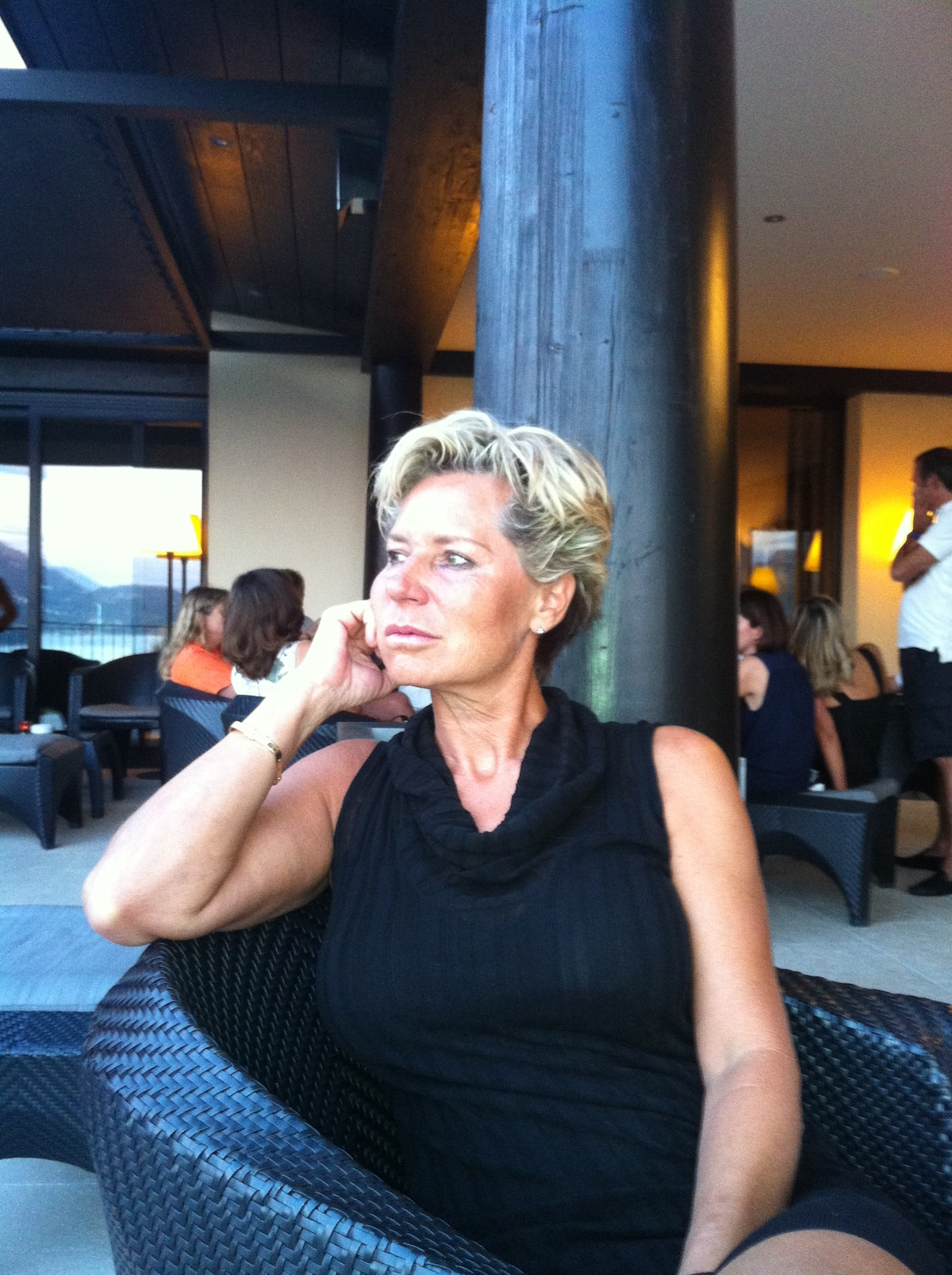 Eliane From Cannes, France