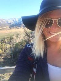 Ashley from Glenwood Springs