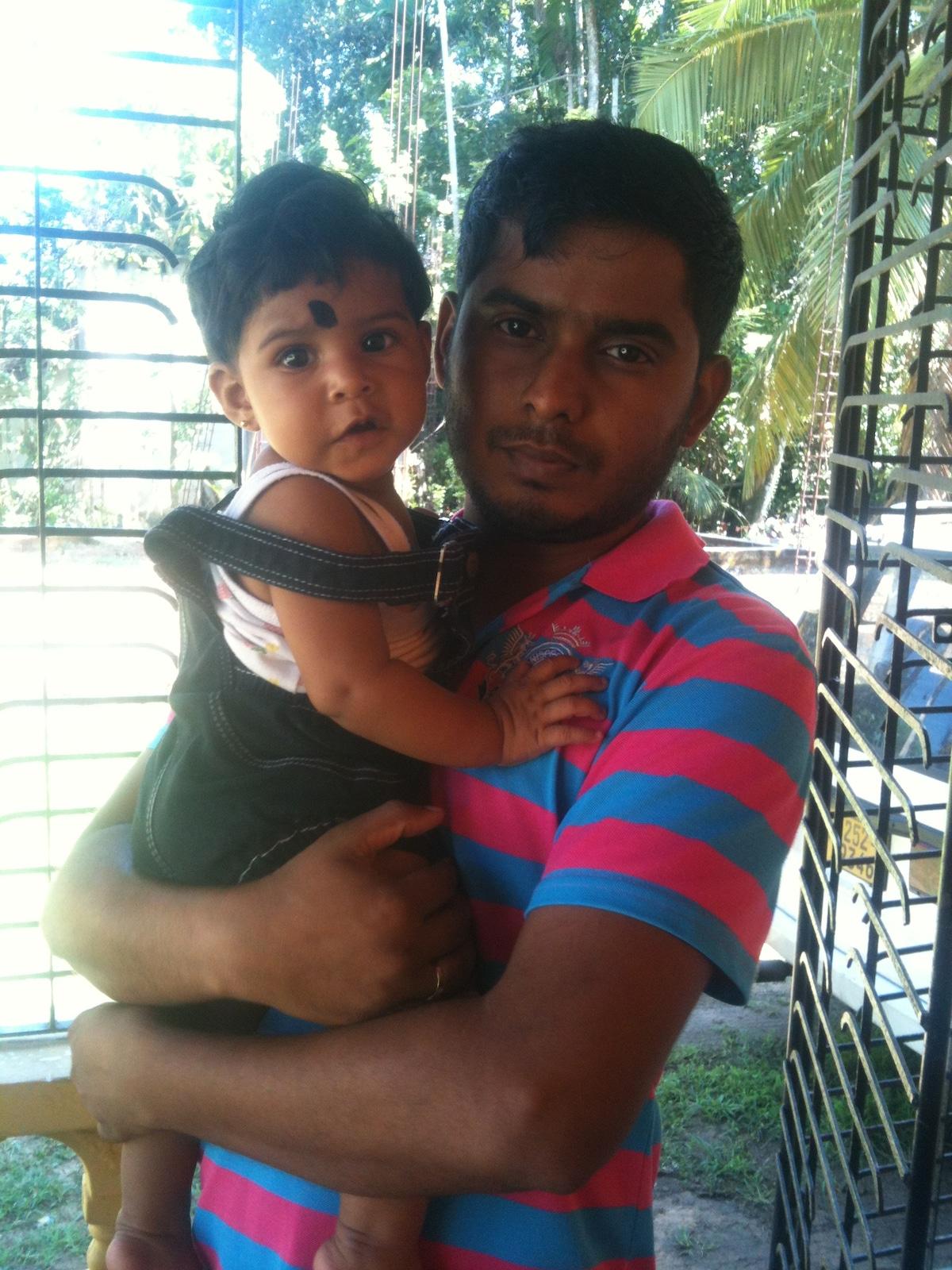 Aruna Shantha from Negombo